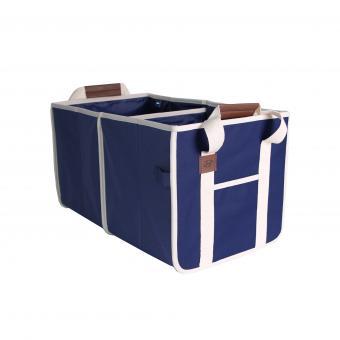 Hyundai Kofferraum-Organizer, Blau
