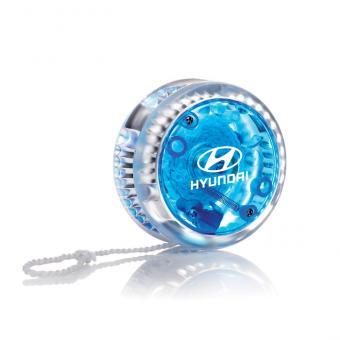 Hyundai Jojo mit Blinklicht