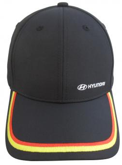 Baseball-Cap in Deutschland-Farben