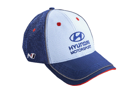 Hyundai Motorsport Baseball-Cap