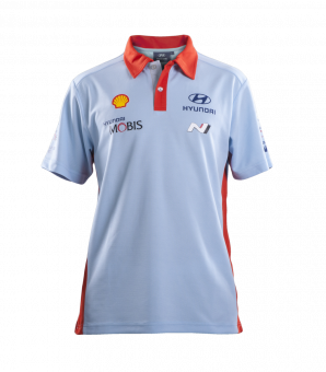 Hyundai Motorsport Polo-Shirt