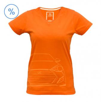 Hyundai T-Shirt Veloster Damen